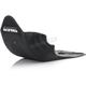 Black MX-Style Skid Plate - 2686590001