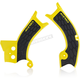 Yellow/Black X-Grip Frame Guards - 2686601017