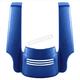 Superior Blue Touring Stretched Tri-Bar Fender Extension - HW106146