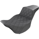Black Step Up LS Front Seat - 808-07-172