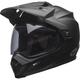 Matte Black MX-9 Adventure Mips DLX Helmet