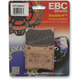 EP Extreme Performance Sintered Brake Pads - EPFA88HH