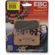 EP Extreme Performance Sintered Brake Pads - EPFA630HH