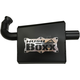 Ceramic Black Hush Boxx 88 Silencer - HB-4413CB