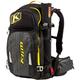 Black/Yellow Krew Pak Backpack - 4012-002-000-000