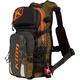 Olive/Black/Orange Nac Pak Backpack - 3319-005-000-302