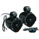 6.5 in. 2-Way Amplified  Roll Cage Speaker Pods - B62ABT