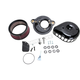 Black Mini Teardrop Stealth Air Cleaner Kit - 170-0436A