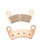 SV Severe Duty Sintered Metal Brake Pads - FA656SV