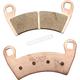 Long-Life Sintered R-Series Brake Pads - FA656R