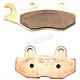 Long-Life Sintered R-Series Brake Pads - FA675R