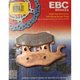 SV Severe Duty Sintered Metal Brake Pads - FA675HH