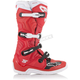 Red/White Tech 5 Boots