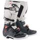 Dark Gray/Light Gray/Fluorescent Red Tech 7 Boots