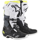 Black/White/Fluorescent Yellow Tech 10 Boots
