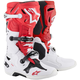 Red/White Tech 10 Boots