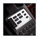 Chrome Radio Panel Accent - 52-561