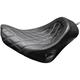 Black Airhawk Weekday Diamond Stitch Solo Seat - 21-201DAIR