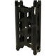 Black 7 in. Wide Pivot riser w/Bolts and Clamps - 45870