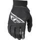 Black/White Pro Lite Gloves