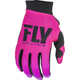 Women's Neon Pink/Black Pro Lite Gloves