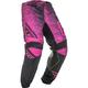 Youth Neon Pink/Black Kinetic Noiz Pants