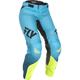 Women's Blue/Hi-Vis Lite Race Pants