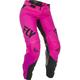 Women's Neon Pink/Black Lite Race Pants