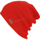 Red Slouch Beanie - 351-0921