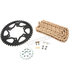 Gold WSS Warranty Chain and Sprocket Kit - CKG6128