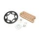Gold WSS Warranty Chain and Sprocket Kit - CKG6132