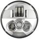 Chrome 7 in. ProBeam LED Headlamp - PB-7-IND-C