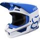 Blue/White V1 Mata Helmet