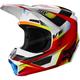 Youth Red/White V1 Motif Helmet