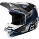 Youth Blue/Gray V1 Motif Helmet