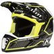 Black/Hi-Vis Green F5 Demolish Helmet