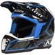 Black/Blue F5 Demolish Helmet