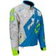 Alpha Grey/Process Blue/Hi-Vis Vapor Jacket