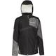 Women's Black/Gray Allure Jacket