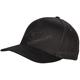 Black Icon Snapback Hat - 3723-000-000-060