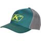 Blue/Gray Icon Snapback Hat - 3723-000-000-210