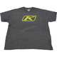 Charcoal Gray Icon T-Shirt