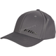 Gray Stealth FlexFit Hat