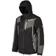 Black/Gray Storm Jacket