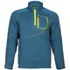Blue Yukon Pullover