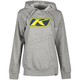 Women's Light Gray Vista Hoody