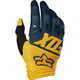 Navy/Yellow Dirtpaw Race Gloves