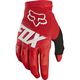 Youth Red Dirtpaw Race Gloves
