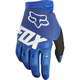 Youth Blue Dirtpaw Race Gloves