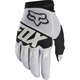 Youth White Dirtpaw Race Gloves